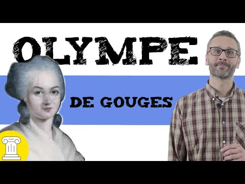 Quien fue Olympe de Gouges? 🤔 Biografía