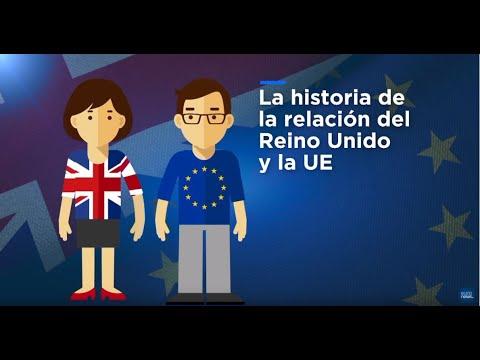 ¿El Brexit es el fin de una complicada relación del Reino Unido con la Unión Europea durante años?