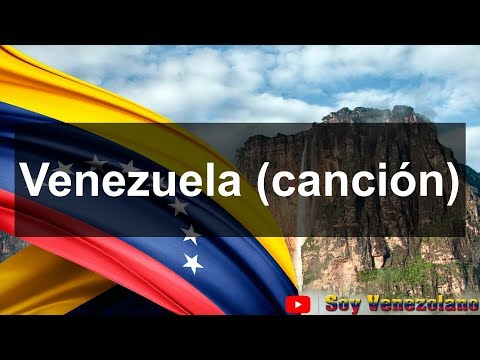 Venezuela (canción) Llevo tu luz y tu aroma en mi piel   Soy Venezolano