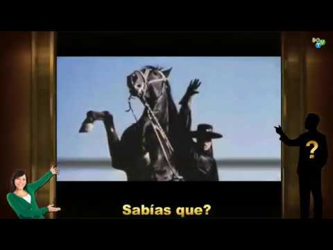 Sabías que? El caballo del Zorro Tornado ..
