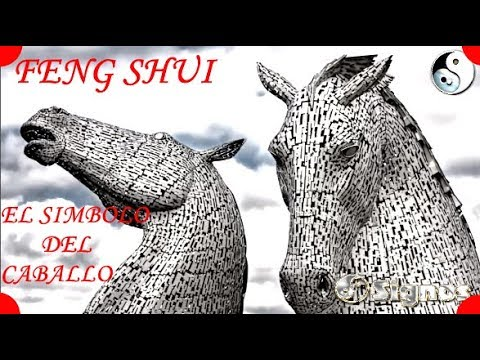 EL 🐴CABALLO, su significado como simbolo en la cultura China. Feng Shui