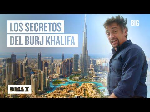 5 cosas que no sabías del Burj Khalifa en Dúbai | Big con Richard Hammond