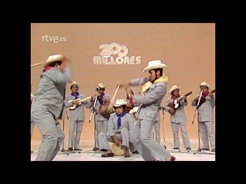Los Negros de San Antonio - El Tamunangue (folclore venezolano, 15.04.1979)