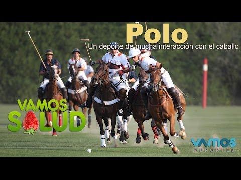 Vamos Salud: El Polo es un deporte competitivo