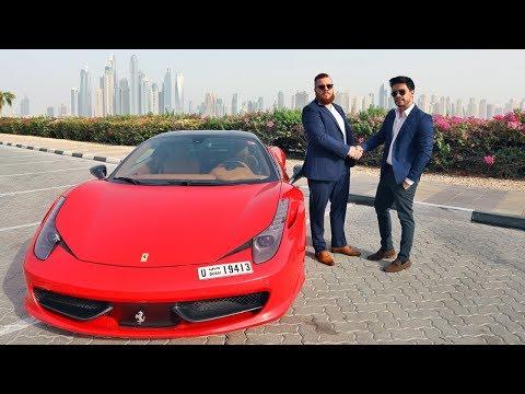 UN DIA CON UN MULTIMILLONARIO EN DUBAI