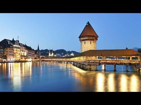 Lucerna, la entrada de Suiza