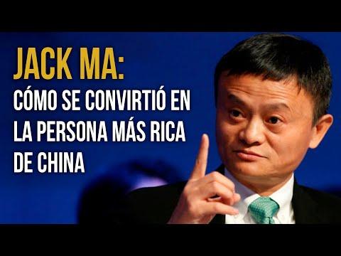 Cómo se convirtió Jack Ma en la persona más rica de China 💰