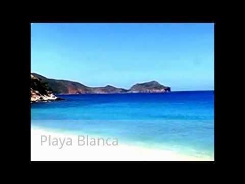 Playas de Mochima - Playa Blanca (Venezuela)