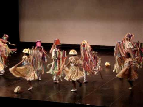 PASTORES DE SAN JOAQUIN.mpg Danzas Caira