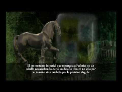 Da Vinci, El Genio - El caballo Sforza