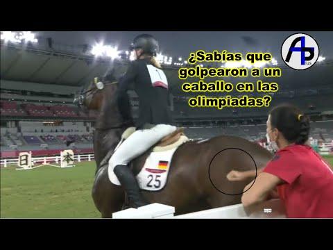 Annika Schleu y Kim Raiser - Descalificadas - Salto Olímpico - Pentatlón Olimpiadas Tokio 2020