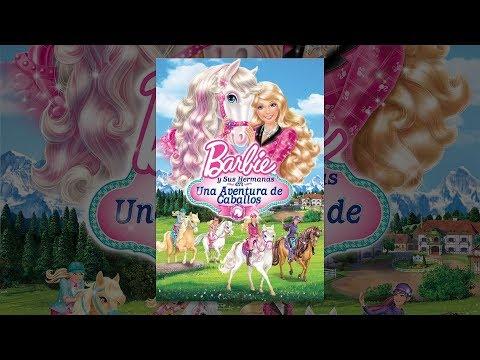 Barbie y Sus Hermanas en Una Aventuras de Caballos | Trailer de La Película (Español) Full HD