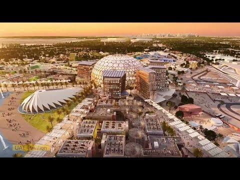Expo 2020 Masterplan