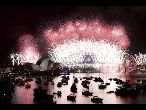 Increíbles lugares alrededor del mundo para celebrar la Nochevieja