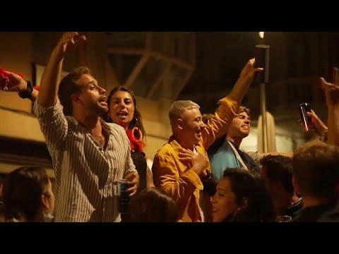 España | La fiesta del fin del estado de alarma