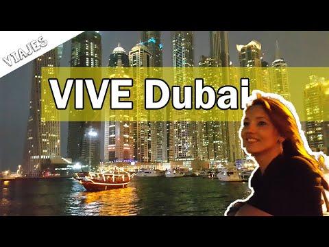 ¿Cómo es la vida en Dubai? ¿Trabajar en Dubai? Vivir en Dubai
