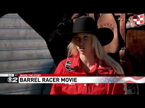 Inside the Story: Paralyzed barrel racer's story to become Netflix original movie