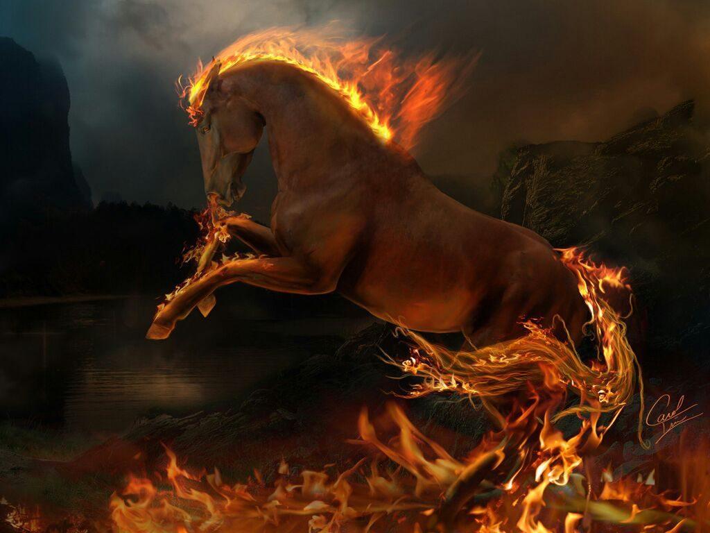 El caballo como símbolo