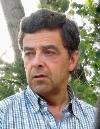 Escultor y jinete Iñigo Muguerza
