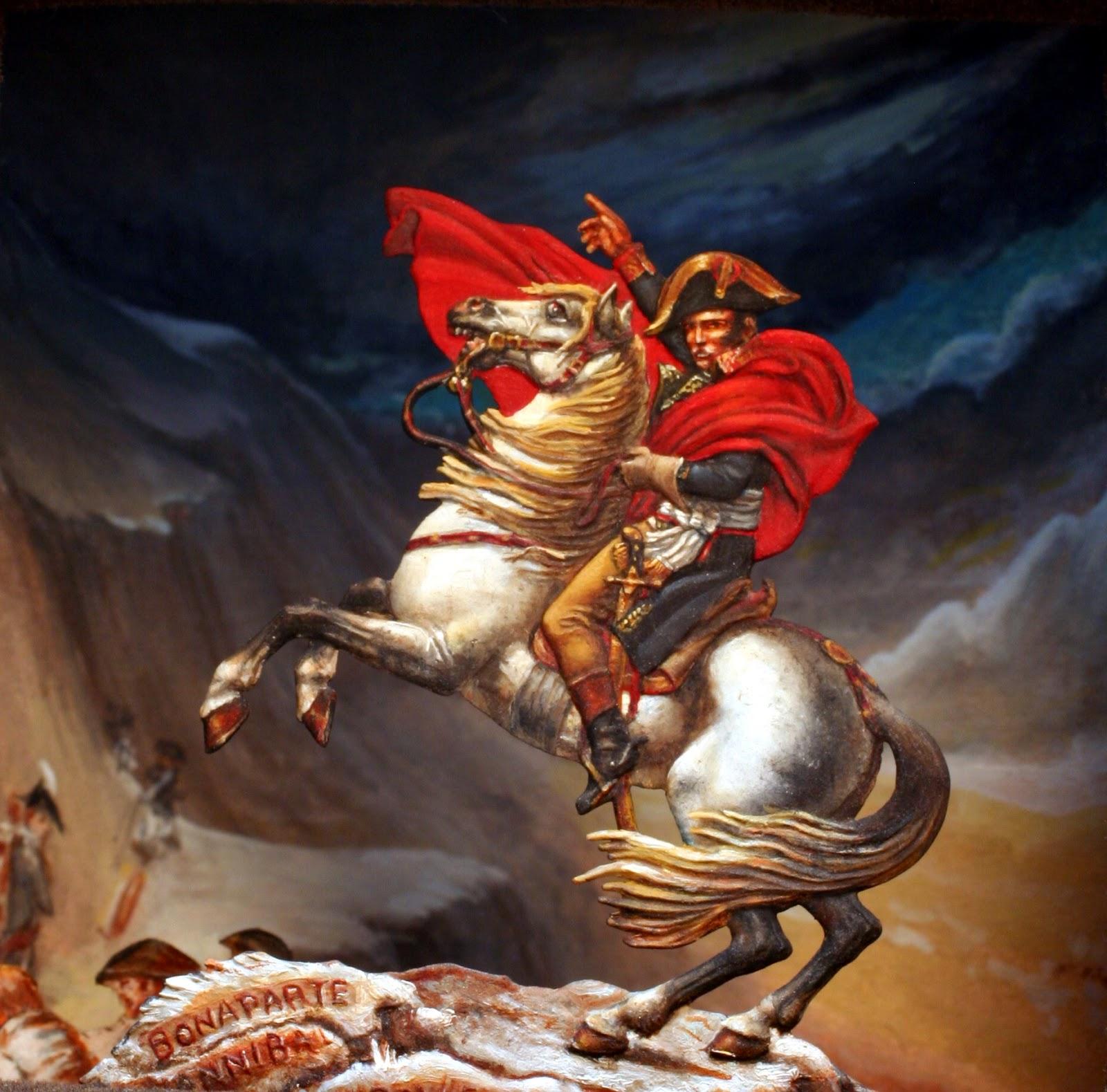 El Caballo Marengo de Bonaparte