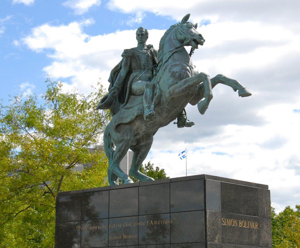 Palomo el caballo del Libertador Simón Bolívar