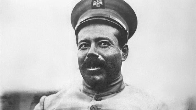 Pancho Villa el dueño de la yegua Siete Leguas