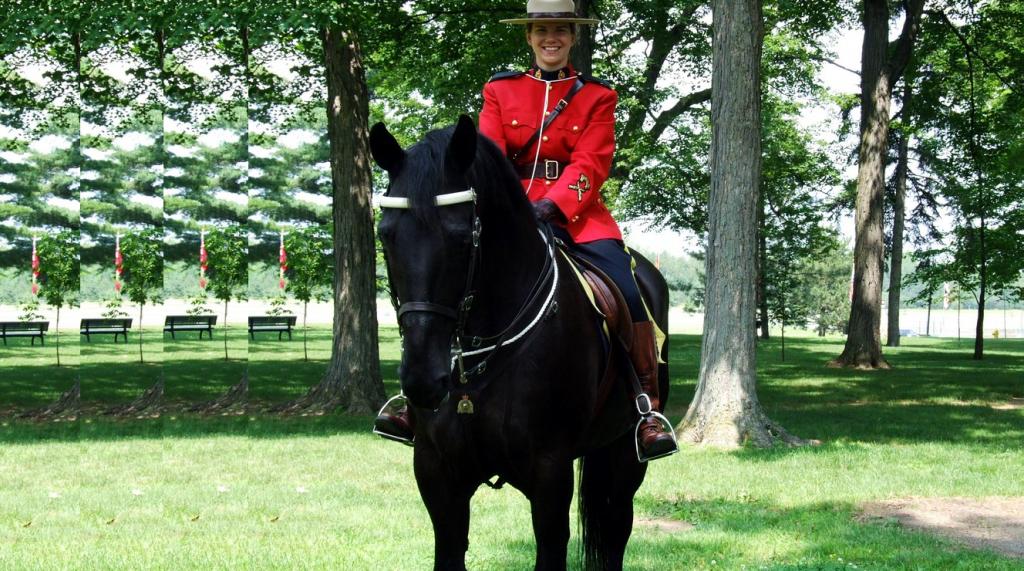 Policía Montada de Canadá