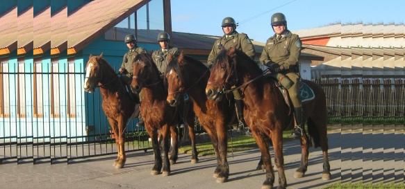 Policía Montada de Chile