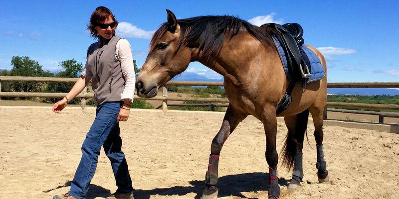 equitación etológica