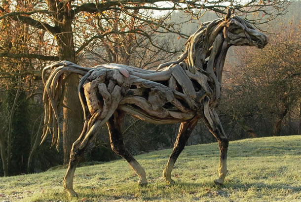 Heather Jansch caballo