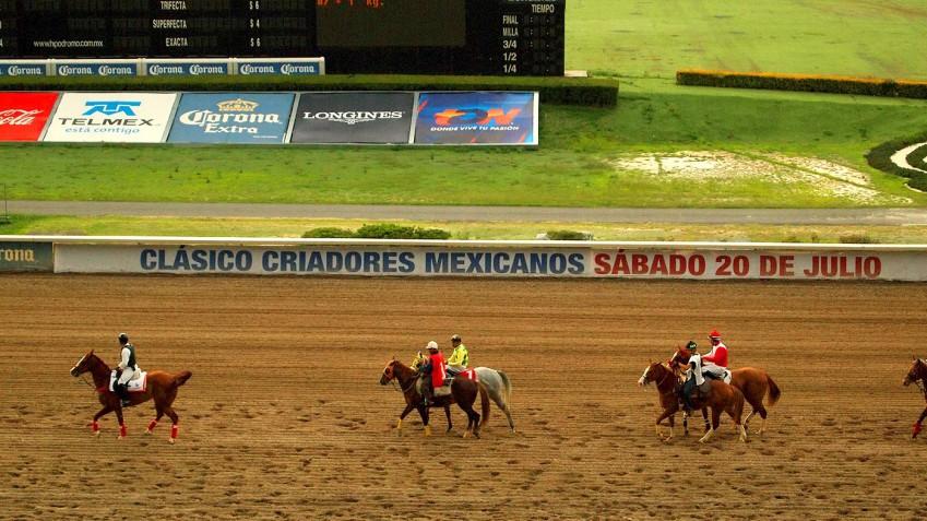 Hipódromo las Américas-Carreras-Gustavo-Mirabal