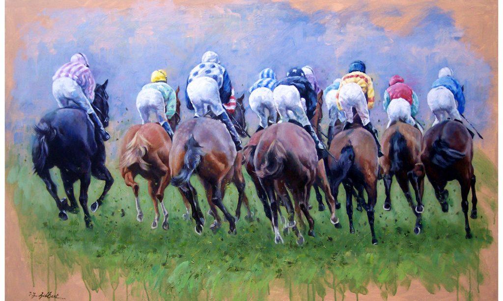 Pintor Terence Gilbert
