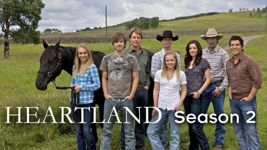 Películas y series ecuestres: Heartland