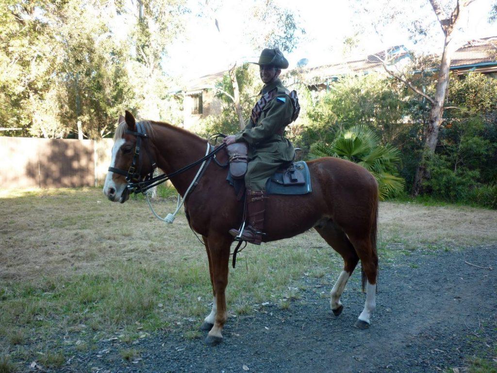 caballo waler