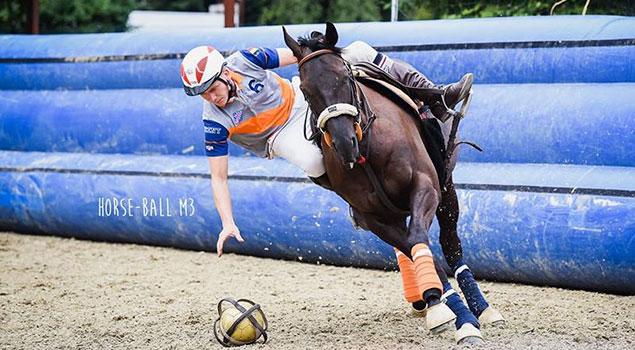 Horseball Parte II