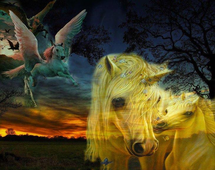 Simbología del caballo