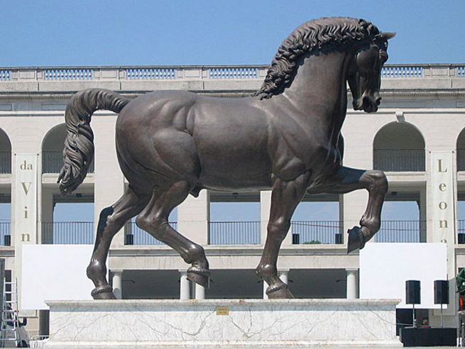 caballo Leonardo