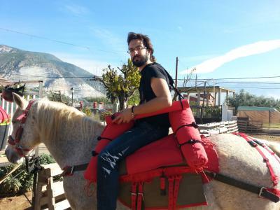 Equitación handisport