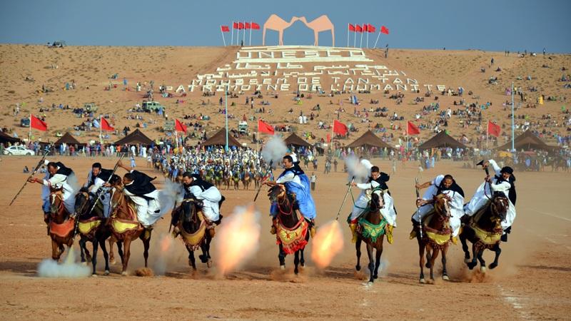 Raza de caballo bereber