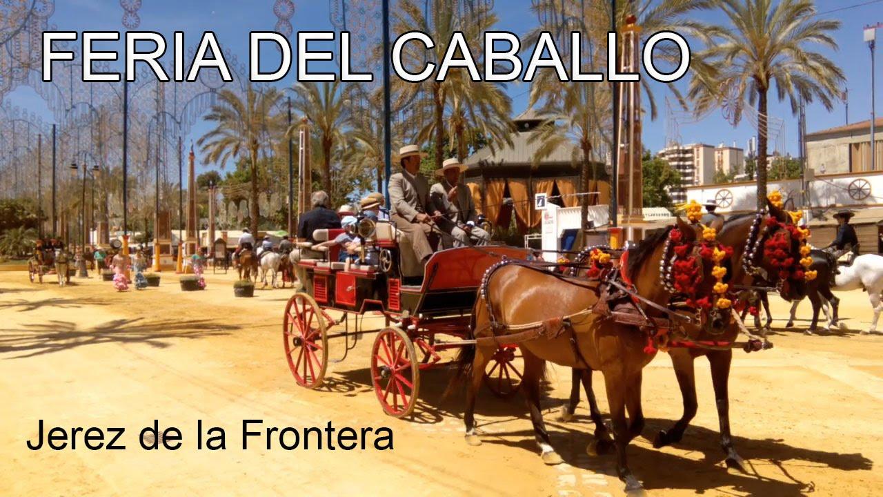 Feria del caballo de Cádiz será del 11 al 18 de mayo