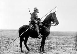 Caballo en la primera guerra mundial