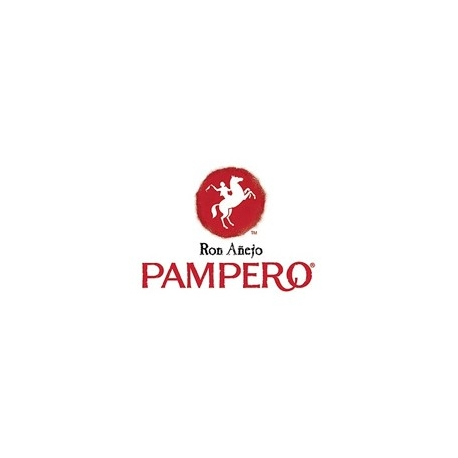 Logo de Ron Pampero
