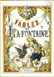 Portada del Libro Fábulas de La Fontaine