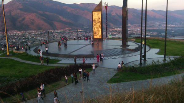 Monumenot José Felix Ribas