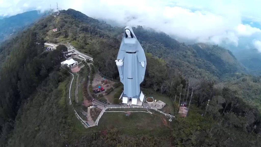 Monumento de La Paz