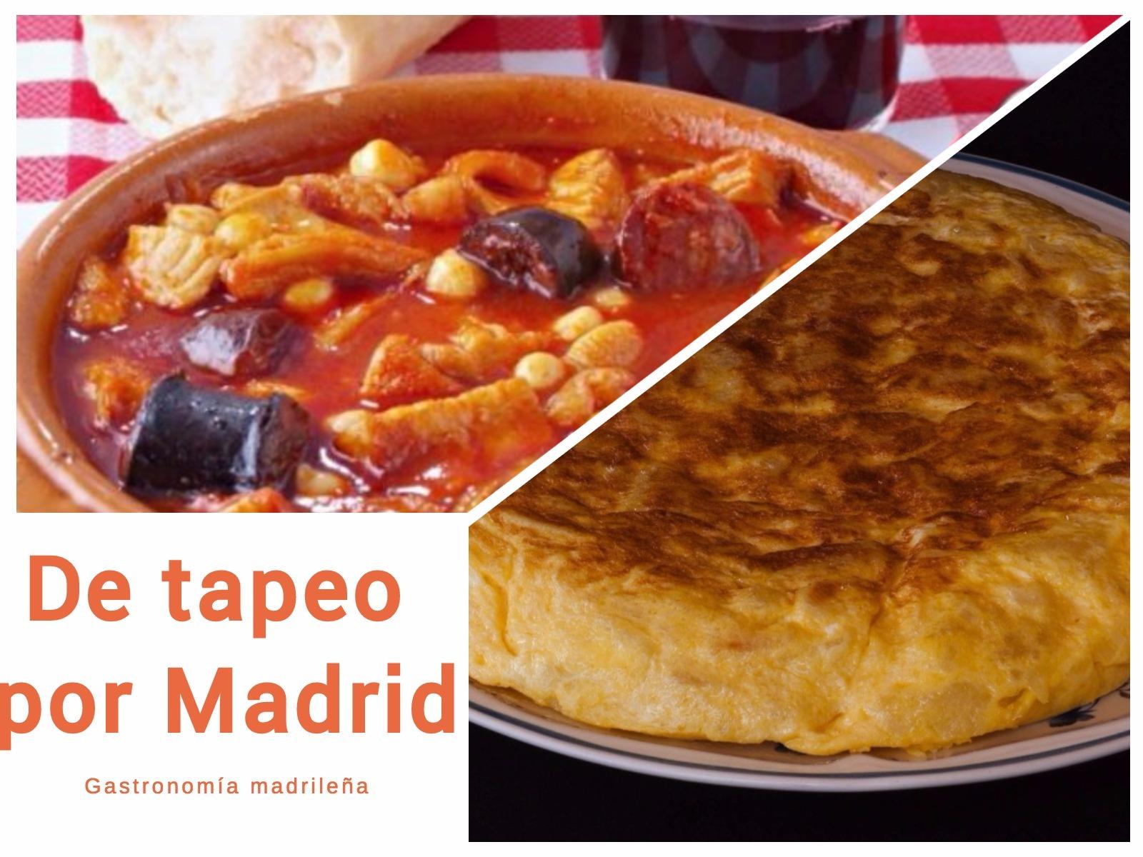 Gustavo Mirabal-Gastronomía-Madrid