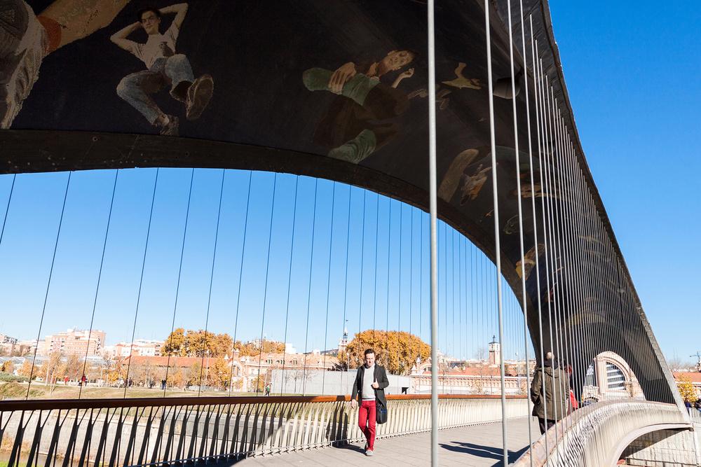 Gustavo Mirabal y la arquitectura de Madrid