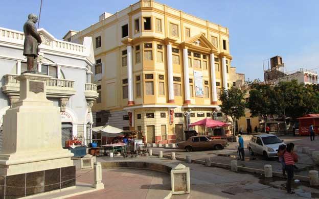 Plaza Baralt de Maracaibo cinco 118109b