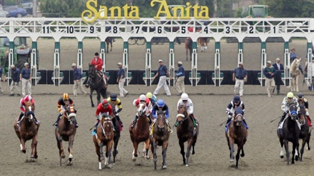 Hipódromo Santa Anita Park y las misteriosas muertes de caballos