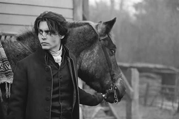 Jhonny Deep - Celebridad amante de los caballos